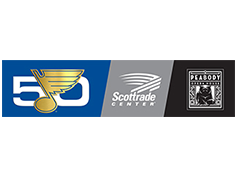 St.Louis Blues Hockey, Scottrade Center and Peabody Opera House Shows