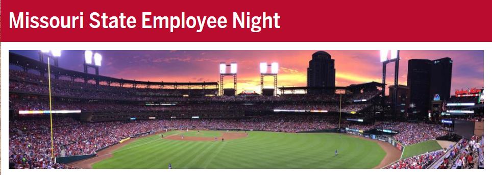 Missouri State Employee Night