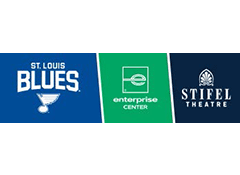 St.Louis Blues Hockey, Enterprise Center and Stifel Theater