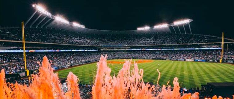 Kansas City Royals Kaufmann Stadium