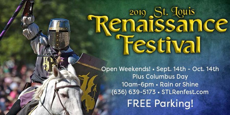 2019 St. Louis Renaissance Festival